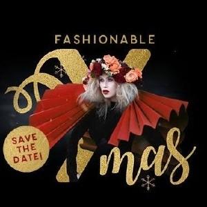 Fashionable X-mas in theater het 't Speelhuis te Helmond