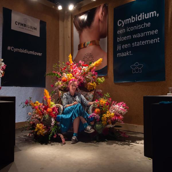 Viele Inspirationen auf der Herbstshow New Floral Experience
